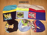 Шапка + хомут Набор детский  50002(32) Код:501235195
