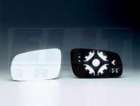 Стекло зеркала левое с пласт. держат. асферичн. Сеат Ибица SEAT IBIZA 10.94-9.99 6451125