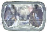 Фара универсальная H4 без габарита 200 x 142 mm DEPO Мицубиси Л300 MITSUBISHI L300 88-95 100-1102N-LD-E