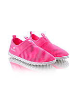 Кроссовки с сетчатым верхом обувь для женщин яркие