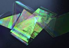Фольга «Битое стекло» для дизайна ногтей №3