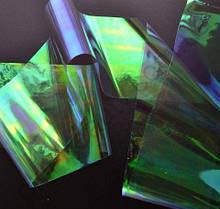 Фольга «Битое стекло» для дизайна ногтей №4