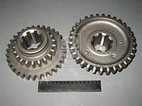 Шестерня 2-4-переднийскользящая ЮМЗ, Zб=32, Zм=21 (Производство МЗШ) 40-1701117-А