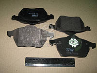 Колодка тормозной AUDI A4, VW GOLF IV передний (Производство TRW) GDB1200