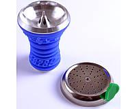 Чаша для кальяна (синяя) А-29 Код:495562198
