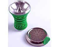 Чаша для кальяна (зеленая) А-29 Код:495561300