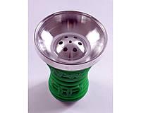 Чаша для кальяна большая (зеленая) №A-12-2 Код:495562369