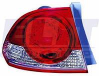 Фонарь задний левый внешний с патроном седан Хонда Цивик HONDA CIVIC 1.06- 217-1978L-AE
