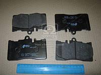 Колодка тормозная LEXUS LS передн. (производство REMSA), ADHZX