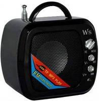 Мини-Колонка UPS-275 USB-TF-FM