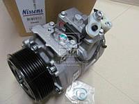 Компрессор кондиционера MERCEDES BENZ E-CLASsangYong W211 05- (Nissens) (арт. 89090), AIHZX