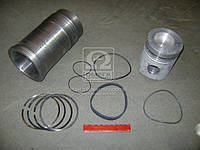 Гильзо-комплект ЯМЗ 240П-В (ГП+К кольца) (поршне комплект на один поршень) (Производство ЯМЗ) 240Н-1004005-А2, AGHZX