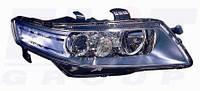 Фара передняя правая H1 H1 эл, рег.черная рамка 1 06-6 08 DEPO Хонда Аккорд HONDA ACCORD 2.03-6.08 217-1162R-LDEM2