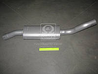 Резонатор ГАЗ 2217,2752 двигатель 405  L1000мм (под нейтр.) в сборе (производство ГАЗ) 2217-1202008-60, AFHZX