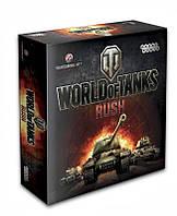 Игра настольная Hobby World World of Tanks Rush (2-е издание)