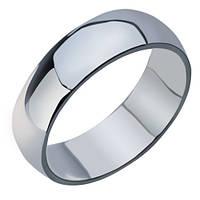 Серебряное обручальное кольцо Классик 000006151