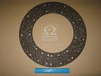 Накладка диска сцепления 430x260x3,5 (фередо сверленый) (RIDER)
