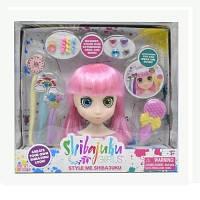 Shibajuku Girls. Кукла-манекен SHIBAJUKU - МОДНИЦА (с аксессуарами) (HUN6460)