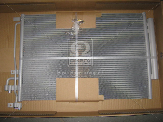 Радиатор кондиционера CHEVROLET CAPTIVA; OPEL ANTARA (пр-во Nissens) - АВТОТОРГ в Мелитополе
