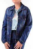 Женская джинсовая куртка MOM FIT