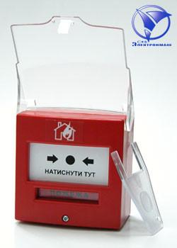 """Извещатель пожарный ручной """"Варта ИПР 1"""" исполнение 1"""