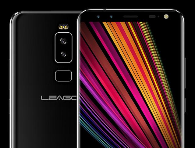 Фотоаппаратура смартфона Leagoo S8