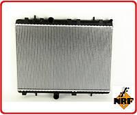 Радиатор Citroen C-Elysee 2013 - 1.6 HDI / 1.6 VTi