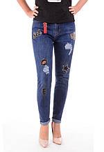 Жіночі джинси в молодіжному стилі