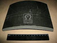 Накладка тормоз ЗИЛ 130 задний б/а (темн) (аналог 130-3502105-В) (Производство УралАТИ) 4331-3502105-21