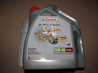 Масло моторное Castrol Vecton 10W-40 API CI-4/SL  (Канистра 3л), ACHZX