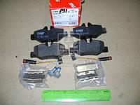 Колодка тормозная MB VIANO (W639), VITO (W639) задн. (производство TRW) (арт. GDB1601), AEHZX