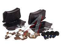 Колодка тормозная PEUGEOT 308, SEAT IBIZA V, Volkswagen CADDY задн. (производство TRW), ADHZX