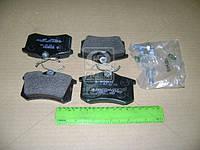 Колодка тормозная AUDI,CITROEN,FORD,PEUGEOT,RENAULT,SEAT,SKODA,Volkswagen (производство Bosch), ACHZX