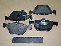 Колодка тормозной MB E-CLASS (W210) передний (Производство TRW) GDB1215