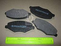 Колодка тормозной CHERY AMULET передний (Производство Intelli) D216E