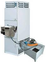 Воздухонагреватели Smart Heater TE 104 + горелка Smart Burner B-10 на отработанном масле