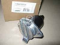 Розетка Штифт 7 полюс. N алюмин (контакты резьба) (RIDER) (арт. RD 69.99.16), AAHZX