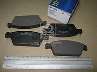 Колодка тормозная DAEWOO TICO 0.8 передн. (производство SANGSIN), ABHZX