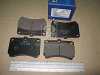 Колодка тормозная KIA RIO 1.3I 00.08- MAZDA 121, 323 90.01- передн. (производство SANGSIN), ACHZX