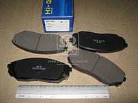 Колодка тормозная KIA SORENTO 3.3 V6, 2.5CRDI 02- передн. (производство SANGSIN) (арт. SP1153), ADHZX