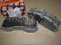 Комплект тормозных колодок, дисковый тормоз (производство ASHIKA) (арт. 50-01-122), ACHZX