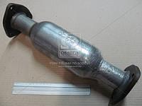 Труба соединительная (вместо катализатора) DAEWOO LANOS (производство Polmostrow) (арт. 16193), ADHZX