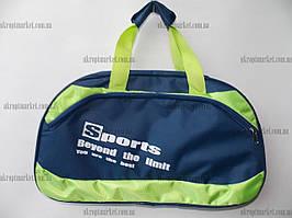 """Спортивная сумка (50х30 см) """"Ostin"""" купить оптом со склада LG-1529"""