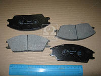 Колодки тормознойHyundai Accent, Getz, Lantra, Honda Accord 83-85 (производство MK Kashiyama) (арт. D5076), ACHZX