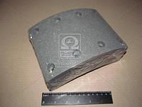 Накладка тормозная КамАЗ сверл.  (арт. 5511-3501105)