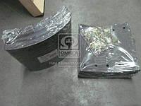 Накладка тормозная (комплект на ось) 420х200 1-й рем. BPW, DAF SB, SAF (RIDER) (арт. RD 19094Rem1), AEHZX