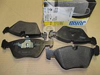 Колодки дискового тормоза (Производство Jurid) 571355J
