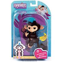 Финн Fingerlings Monkey Интерактивная ручная обезьянка, фото 1