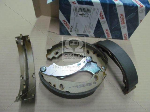 Тормозные колодки барабан (производство Bosch) (арт. 0 986 487 823), ACHZX