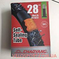 Камера 28*1,75 A/V-LONG 48mm. chaoyang (самоклейка)